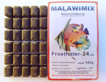 Malawi Mix 100g Blisterverpackung