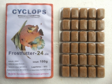Cyclop 100g Blisterverpackung